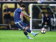 ФИФА определила десятку самых красивых голов уходящего года