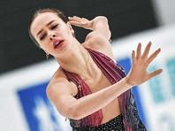 Московский Гран-при завершился победой фигуристки Анны Погорилой