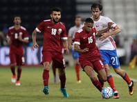 Футболисты сборной России проиграли Катару в товарищеском матче