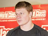 WBC одобрил бой Поветкина со Стиверном за титул временного чемпиона