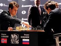 Чемпион мира по шахматам вновь разошелся миром с претендентом на корону
