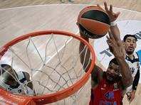 Баскетболисты ЦСКА выиграли шестой матч подряд в Евролиге