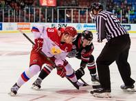 Российские хоккеисты проиграли канадцам молодежную суперсерию