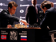Чемпион мира по шахматам вновь не смог одолеть претендента белыми фигурами