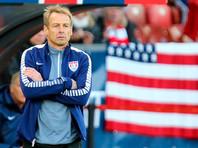 Юрген Клинсманн уволен с поста тренера сборной США по футболу