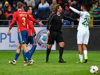 Сразу трех футболистов Премьер-лиги дисквалифицировали за грубую игру