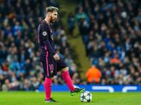 """Месси не желает продлевать контракт с """"Барселоной"""", утверждает газета Marca"""