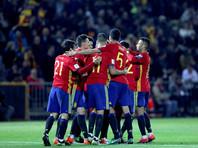 Испанские футболисты побили российский рекорд с советским прошлым