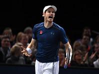 Британец Энди Маррей впервые в карьере стал первой ракеткой мира