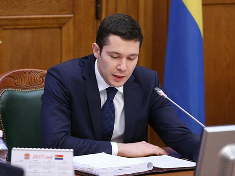 Глава Калининградской области предложил сломать пальцы проектировщикам объектов для чемпионата мира 2018