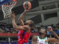 ЦСКА одержал очередную победу в баскетбольной Евролиге и сохранил лидерство
