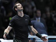 Британский теннисист Энди Маррей выиграл итоговый турнир ATP