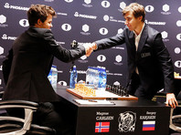 Карякин назвал подвигом свою ничью с Карлсеном в битве за шахматную корону