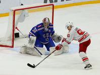 Победная серия СКА в чемпионате КХЛ прервалась на 15-м матче