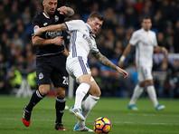 """""""Реал"""" установил новый клубный рекорд, продлив беспроигрышную серию до 35 матчей"""