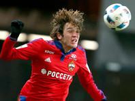 Защитник футбольного ЦСКА несколько матчей играл с переломом лопатки