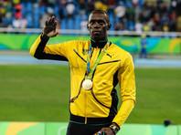 Болт признан спортсменом года по версии IAAF