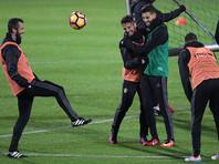 Сборной Бельгии заплатят 300 тысяч евро за товарищеский матч с российскими футболистами