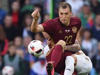 Березуцкий и Дзюба забили самые красивые голы сборной России в 2016 году