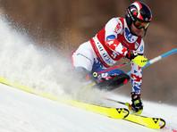 Горнолыжник Александр Хорошилов попал в тройку лучших на этапе Кубка мира