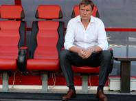 Сборная Белоруссии по футболу лишилась главного тренера
