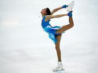 Фигуристка Евгения Медведева установила новый мировой рекорд в короткой программе