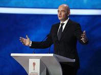 Глава ФИФА надеется, что на ЧМ-2018 в России будут использовать видеоповторы