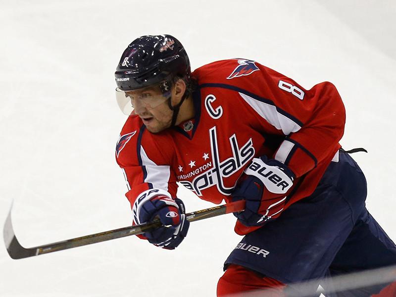 Журнал Forbes поместил Овечкина в первую пятерку хоккейных толстосумов