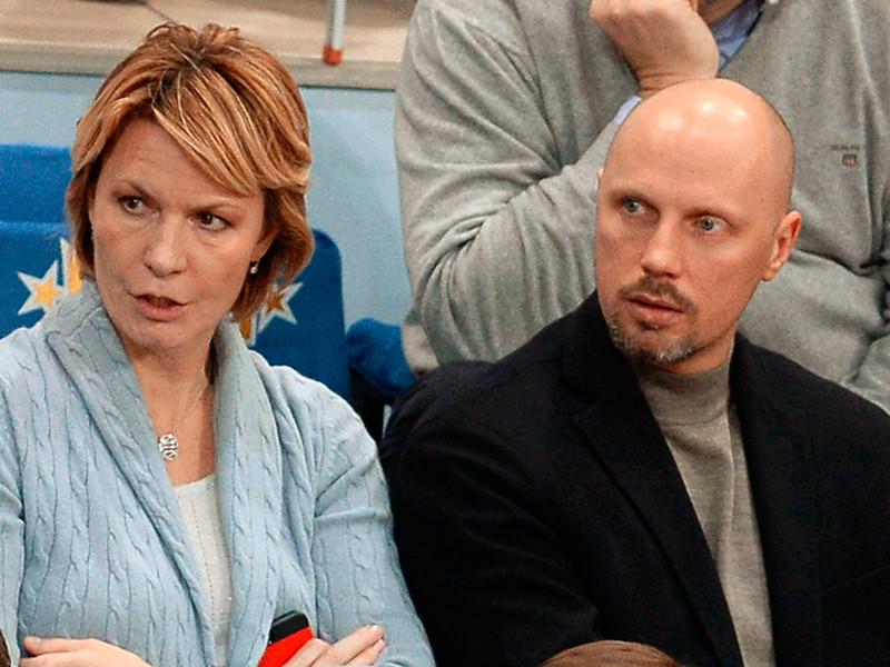 Юлия Аникеева и Дмитрий Домани