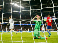Вратарь Игорь Акинфеев установил второй антирекорд в Лиге чемпионов