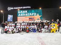 """Хоккейная команда """"Российская пресса"""" отпраздновала 15-летие победой в турнире"""