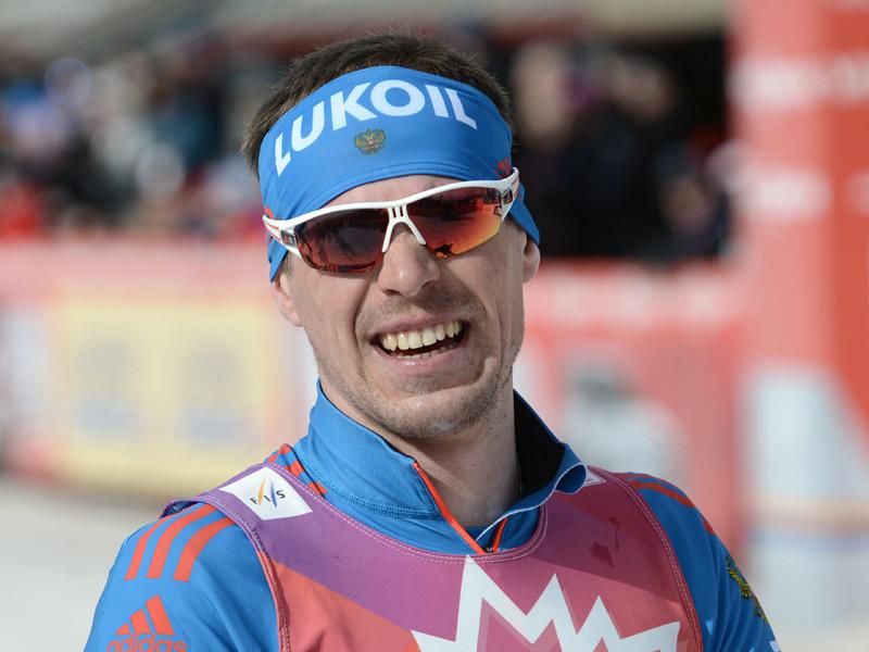 Российский лыжник Сергей Устюгов победил в индивидуальном спринте свободным стилем на этапе Кубка мира в швейцарском Давосе