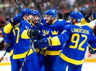 Шведские хоккеисты досрочно стали победителями Кубка Первого канала