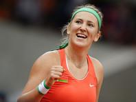 Теннисистка Азаренко стала мамой