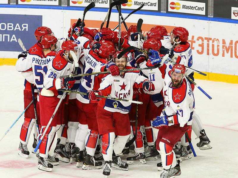 В хоккейном ЦСКА произошел ряд изменений в руководстве
