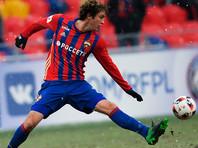У защитника ЦСКА Фернандеса диагностированы черепно-мозговая травма и сотрясение мозга