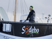 Французский яхтсмен обогнул земной шар за рекордные 49 дней