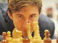 Сергей Карякин обыграл Магнуса Карлсена на чемпионате мира по блицу