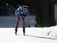 Биатлонист Антон Шипулин завоевал бронзу в спринтерской гонке Кубка мира