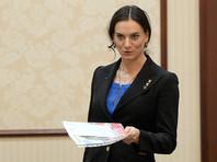 Елена Исинбаева снялась с выборов президента ВФЛА