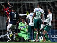 Лучшим футболистом Бразилии признан погибший вратарь