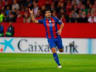 """Суарес подписал с """"Барселоной"""" новый пятилетний контракт"""