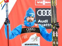 Устюгов финишировал вторым на Tour de Ski в гонке с масс-старта
