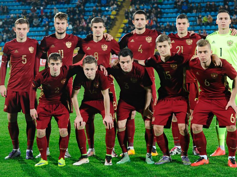 Молодежная сборная России по футболу, март 2016 года