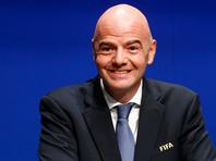 Президент ФИФА доволен темпами подготовки России к ЧМ-2018