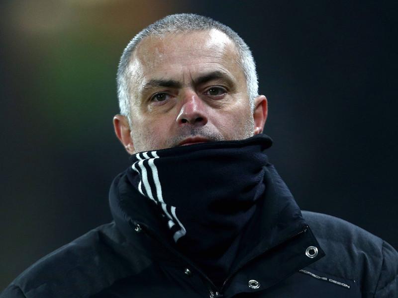 """Тренер """"Манчестер Юнайтед"""" Жозе Моуринью считает себя иконой"""