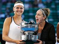Маттек-Сандс и Шафаржова выиграли Australian Open в парном разряде