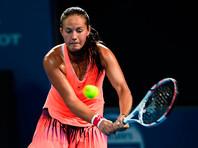 19-летняя Дарья Касаткина обыграла на турнире в Сиднее первую ракетку мира