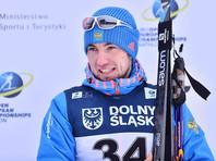Биатлонист Логинов выиграл вторую золотую медаль на чемпионате Европы