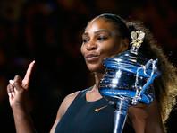 Серена Уильямс, победив на Australian Open, превзошла Штеффи Граф